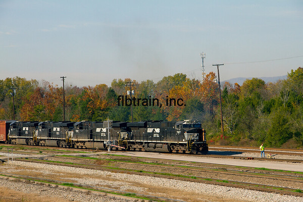 NS2012100510 - Norfolk Southern, Chattanooga, TN, 10/2012