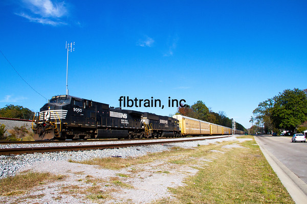 NS2012101685 - Norfolk Southern, Irondale, AL, 10/2012