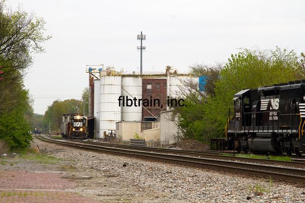 NS2016040230 - Norfolk Southern, Cleveland, TN, 4/2016