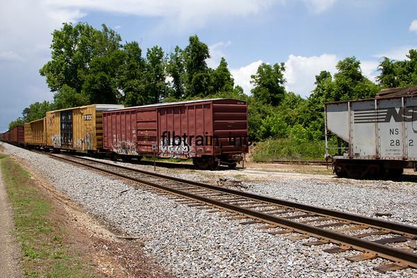 NS2013060040 - Norfolk Southern, Mapleville, AL, 6/2013