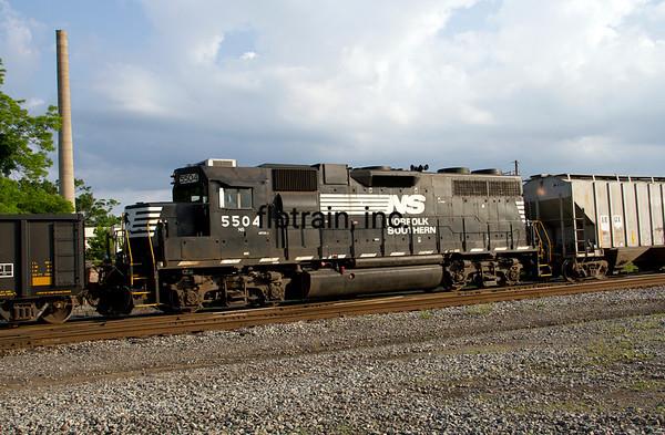 NS2013050016 - Norfolk Southern, Meridian, MS, 5/2013