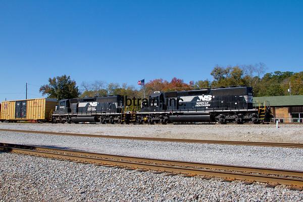 NS2012101140 - Norfolk Southern, Irondale, AL, 10/2012