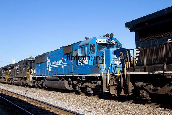 NS2012100223 - Norfolk Southern, Bristol, VA, 10/2012