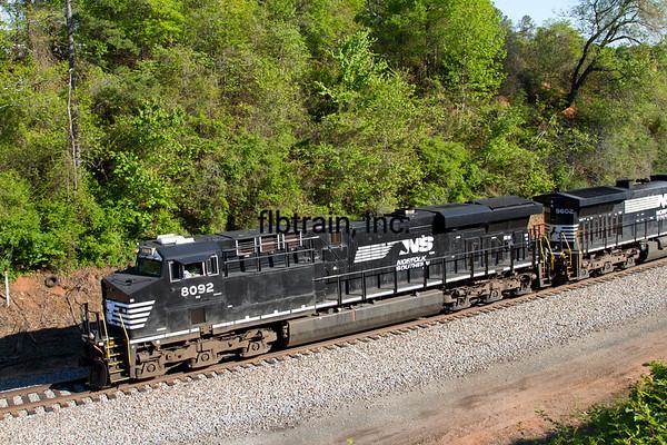 NS2016040987 - Norfolk Southern, Norris, SC, 4/2016