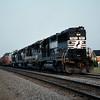 NS1988080004 - Norfolk Southern, Mansas, VA, 8/1988