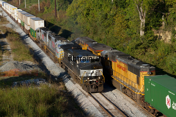 NS2013100119 - Norfolk Souther, Vicksburg, MS, 10/2013