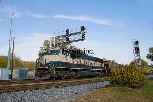 NS2012100632 - Norfolk Southern, Cohutta, GA, 10/2012