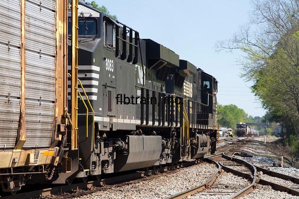 NS2016040062 - Norfolk Southern, Meridian, MS, 4/2016
