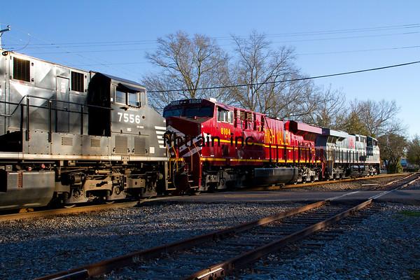 NS2014020164 - Norfolk Southern, Slidell, LA, 2/2014