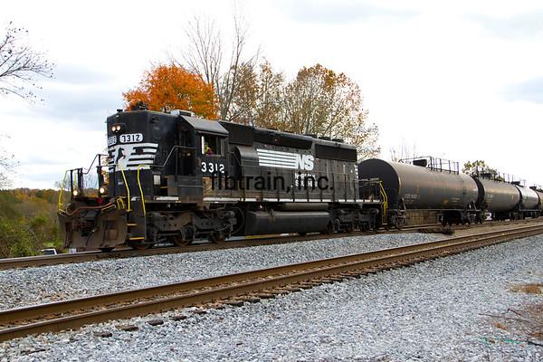 NS2012100180 - Norfolk Southern, Bull's Gap, TN, 10/2012