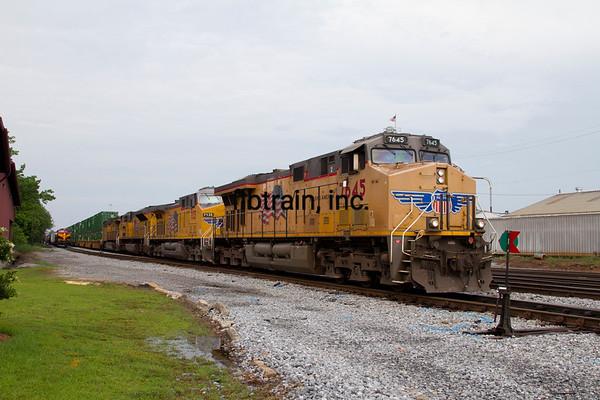 NS2016050089 - Norfolk Southern, Meridian, MS, 5/2016