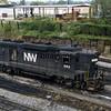 NS1987090007 - Norfolk Southern, Roanoke, VA, 9/1987