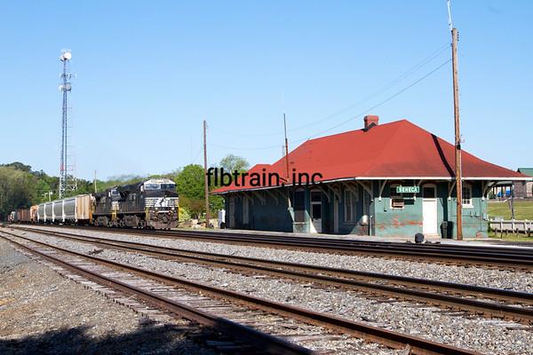 NS2016040777 - Norfolk Southern, Seneca, SC, 4/2016
