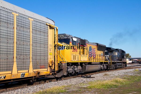 NS2012101620 - Norfolk Southern, Birmingham, AL, 10/2012