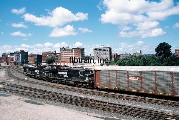 NS2009080004 - Norfolk Southern, Kansas City, MO, 8/2009