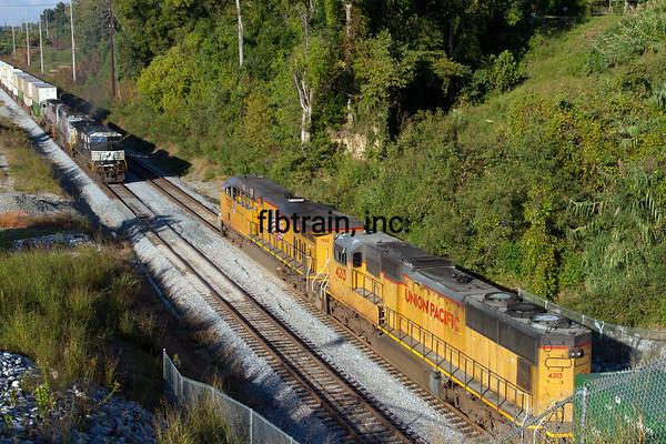 NS2013100110 - Norfolk Southern, Vicksburg, MS, 10/2013
