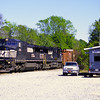 NS2006040001 - NS At Jesup, GA, 4/2006
