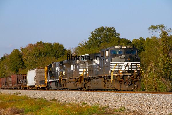 NS2012110131 - Norfolk Southern, Meridian, MS, 11/2012