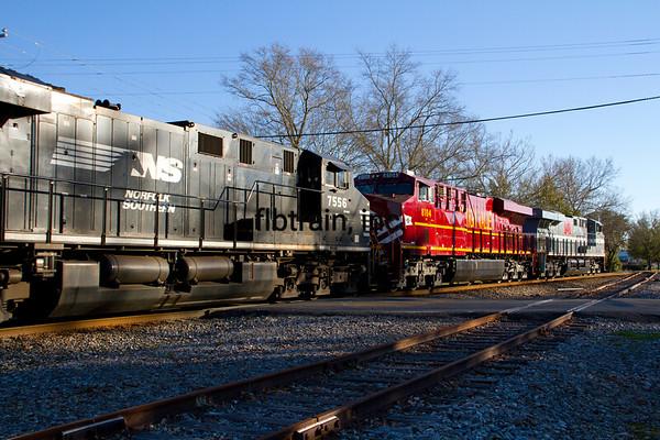 NS2014020165 - Norfolk Southern, Slidell, LA, 2/2014