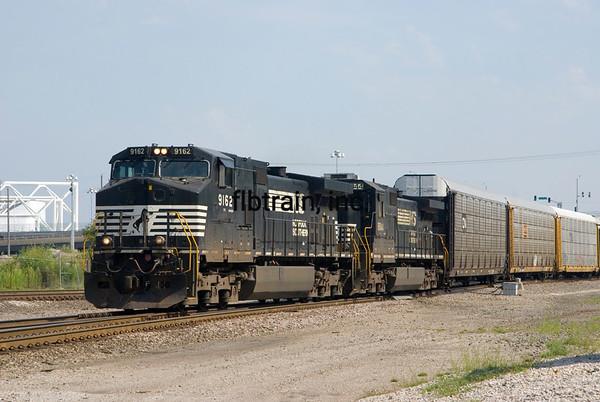 NS2009080500 - Norfolk Southern, Kansas City, MO, 8/2009