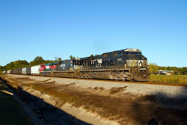 NS2014110015 - Norfolk Southern, Meridian, MS, 11/2014