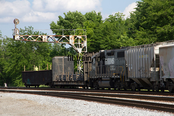 NS2013050065 - Norfolk Southern, Meridian, MS, 5/2013