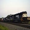 NS1988080002 - Norfolk Southern, Mansas, VA, 8/1988