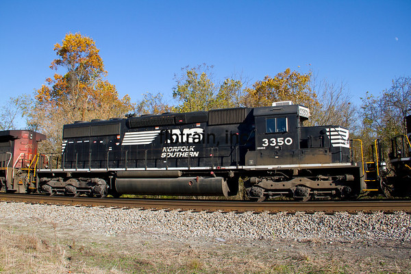 NS2012100229 - Norfolk Southern, Bristol, VA, 10/2012