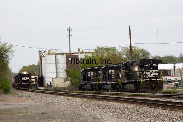 NS2016040243 - Norfolk Southern, Cleveland, TN, 4/2016