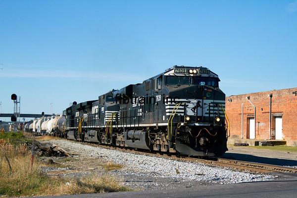 NS2014110210 - Norfolk Southern, Meridian, MS, 11/2014