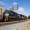 NS2012100690 - Norfolk Southern, Cohutta, GA, 10/2012