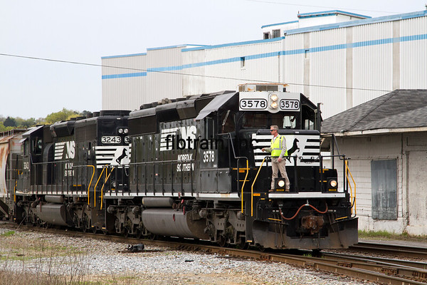 NS2016040157 - Norfolk Southern, Cleveland, TN, 4/2016