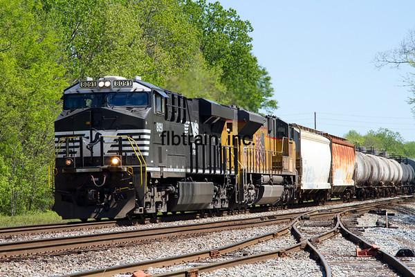 NS2016040077 - Norfolk Southern, Meridian, MS, 4/2016