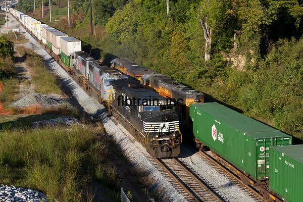 NS2013100122 - Norfolk Southern, Vicksburg,, MS, 10/2013