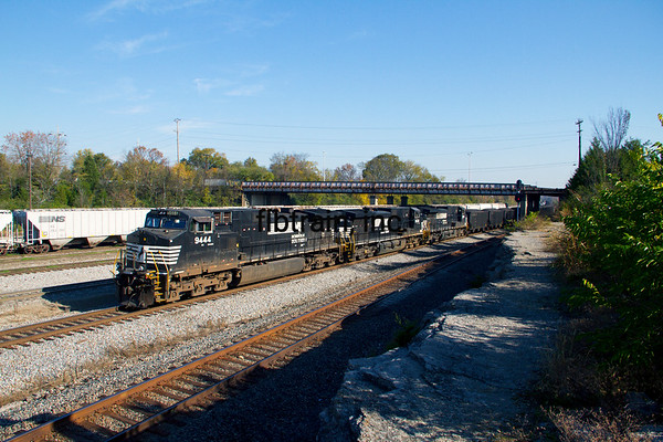 NS2012100452 - Norfolk Southern, Chattanooga, TN, 10/2012
