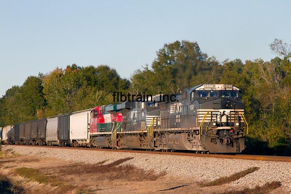 NS2014110002 - Norfolk Southern, Meridian, MS, 11/2014