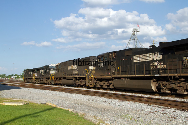 NS2013050082 - Norfolk Southern, Meridian, MS, 5/2013