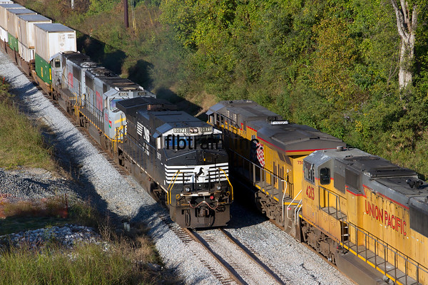 NS2013100117 - Norfolk Southern, Vicksburg, MS, 10/2013