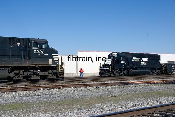 NS2009020056 - Norfolk Southern, Birmingham, AL, 2/2009