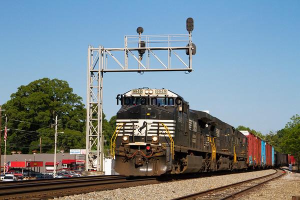 NS2013050462 - Norfolk Southern, Tallapoosa, AL, 5/2013
