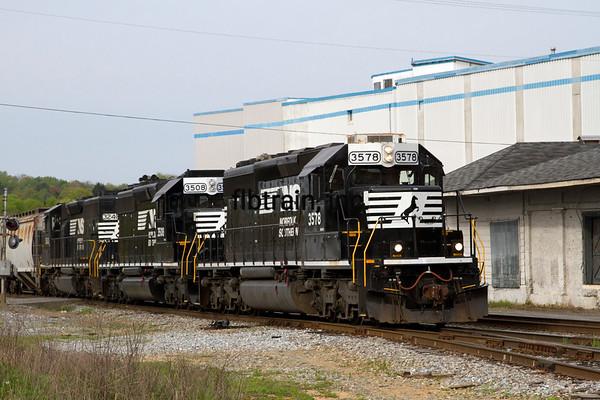 NS2016040100 - Norfolk Southern, Cleveland, TN, 4/2016