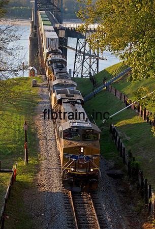 NS2013100323 - Norfolk Southern, Vicksburg, MS, 3/2013