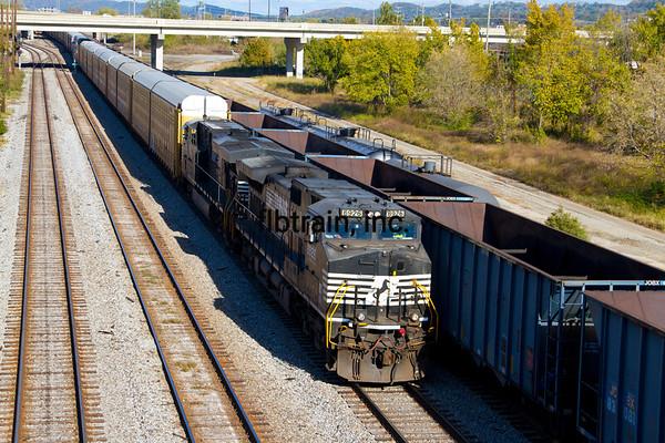 NS2012100902 - Norfolk Southern, Birmingham, AL, 10/2012