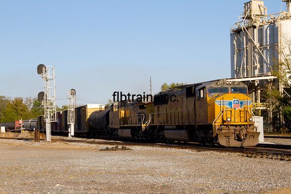 NS2012110021 - Norfolk Southern, Meridian, MS, 11/2012