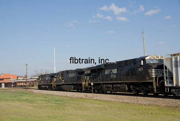 NS2011020085 - Norfolk Southern, Hattiesburg, MS, 2/2011