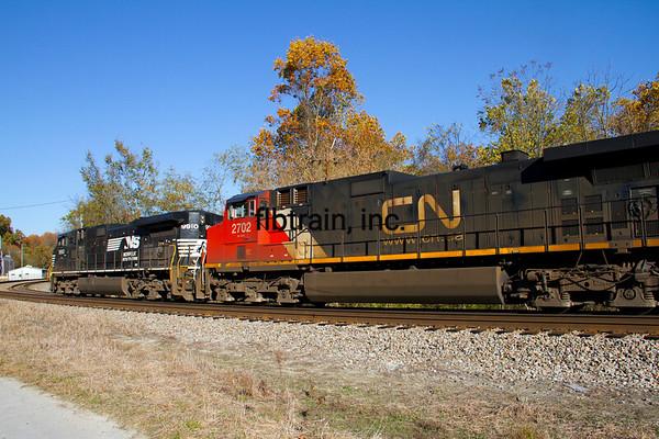NS2012100228 - Norfolk Southern, Bristol, VA, 10/2012