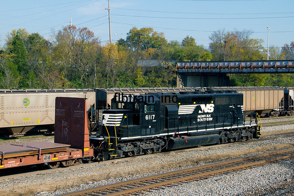 NS2012100412 - Norfolk Southern, Chattanooga, TN, 10/2012