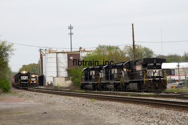 NS2016040241 - Norfolk Southern, Cleveland, TN, 4/2016