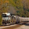 NS2012100651 - Norfolk Southern, Cohutta, GA, 10/2012