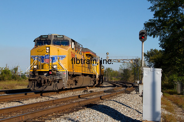 NS2012110005 - Norfolk Southern, Meridian, MS, 11/2012